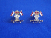 9th / 12th  ROYAL LANCERS ( PRINCE OF WALES'S ) CUFF LINKS